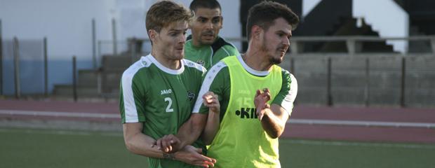 futbolcarrasco europa fc gibraltar premier entrenamiento