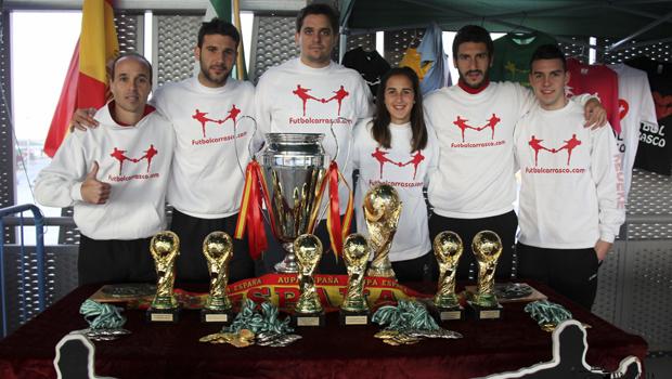 fútbol carrasco copa trofeos tournament cup