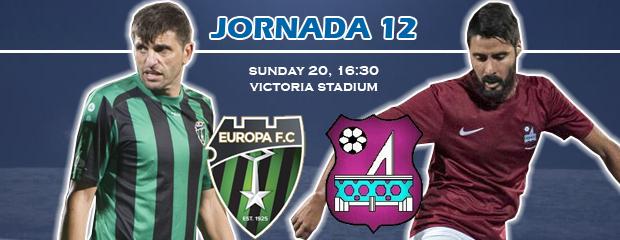 fútbol carrasco match day europa fc gibraltar