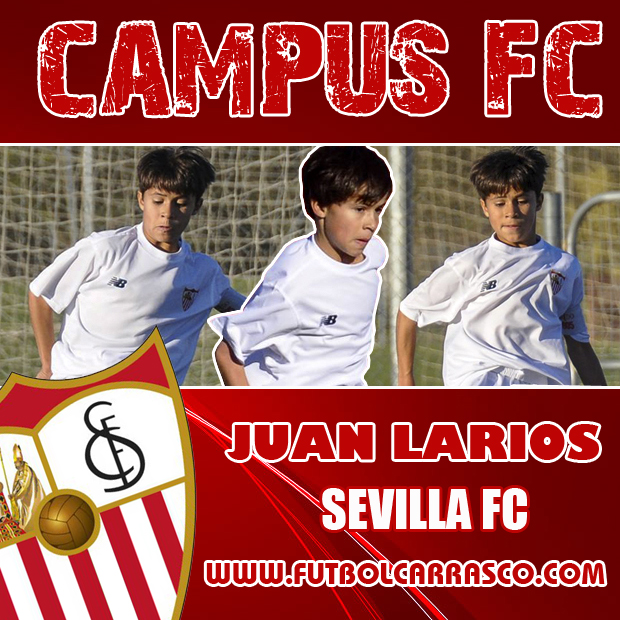 fútbol carrasco sevilla campus élite summer camps
