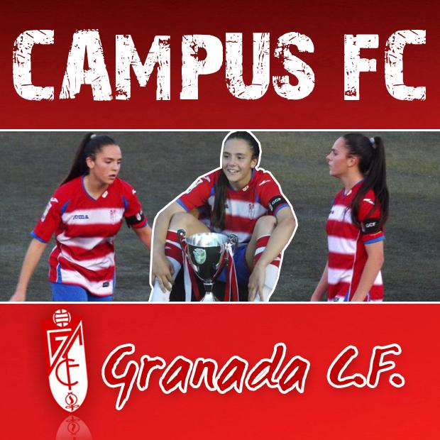 fútbol carrasco campus femenino granada