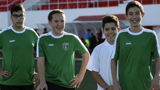 futbolcarrasco europa fc gibraltar training infantil