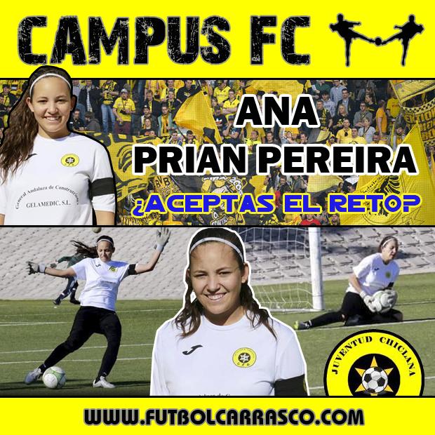 fútbol carrasco ana prian portera campus élite summer camps