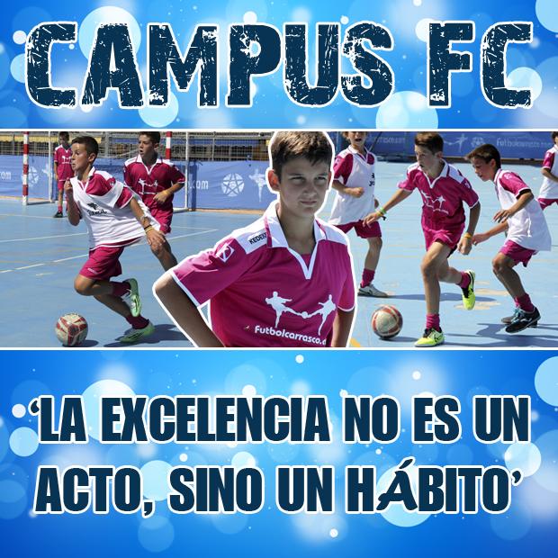 fútbol carrasco campus summer camps málaga élite