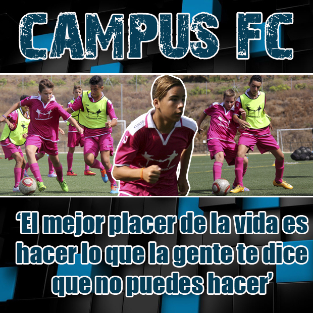 fútbol carrasco campus élite summer camps perfiles