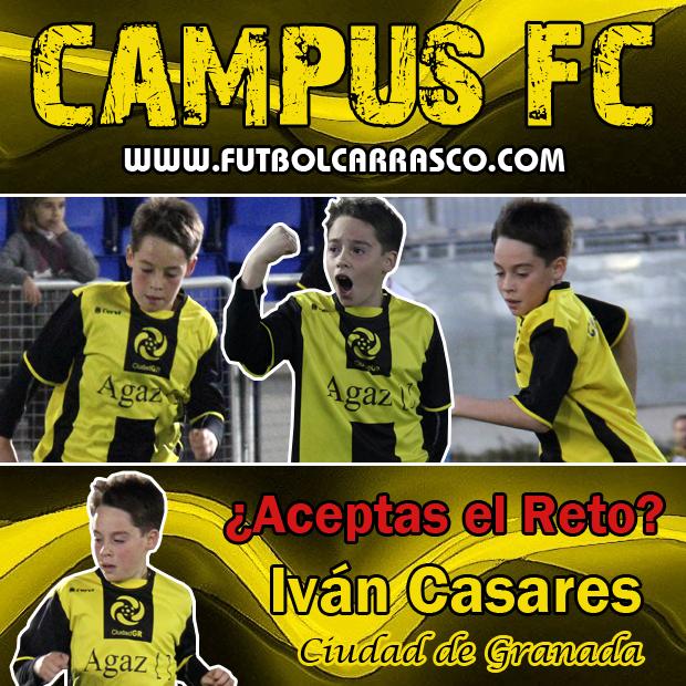 fútbol carrasco ciudad granada campus alevin élite summer camps