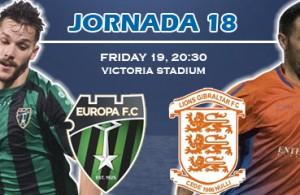 fútbol carrasco europa fc gibraltar match day premier league