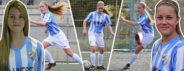 fútbol carrasco femenino málaga cf campus élite summer camps