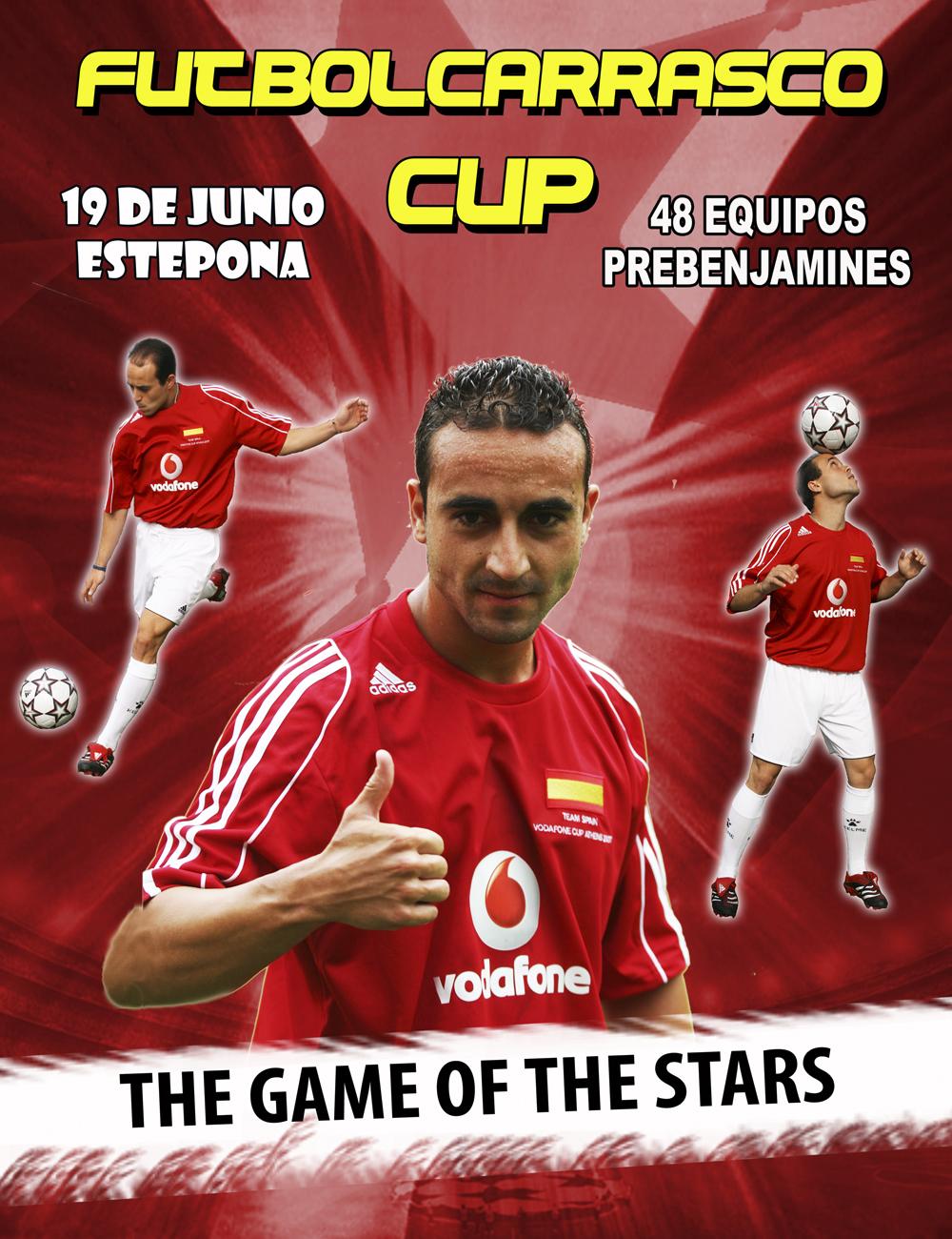 futbolcarrasco cartel fc cup prebenjamin