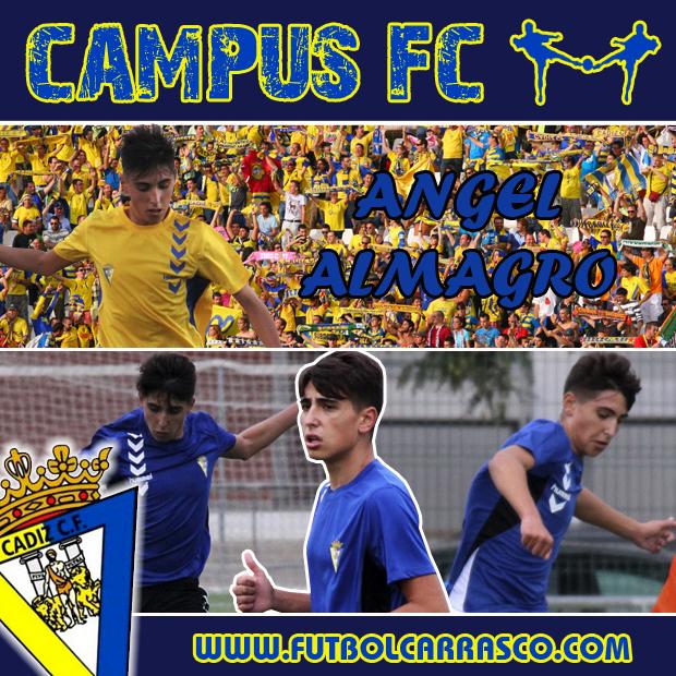 fútbol carrasco cádiz cadete campus élite summer camps málaga