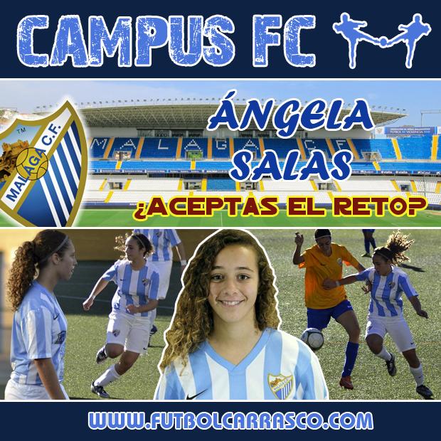 fútbol carrasco summer camps campus élite femenino málaga