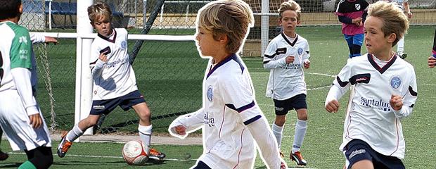 fútbol carrasco campus élite summer camps