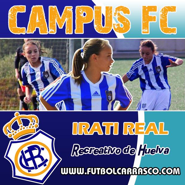 fútbol carrasco femenino campus élite málaga huelva summer camps