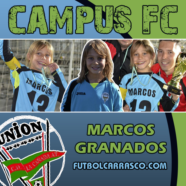 fútbol carrasco campus élite summer camps marcos almeria