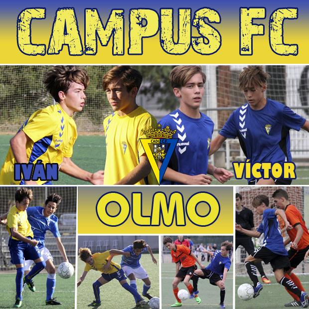 fútbol carrasco cádiz campus élite summer camps cadete málaga