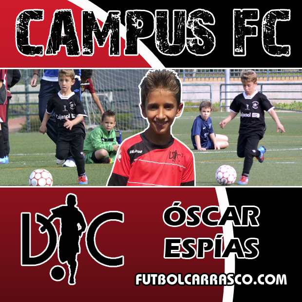 fútbol carrasco campus élite summer camps sevilla