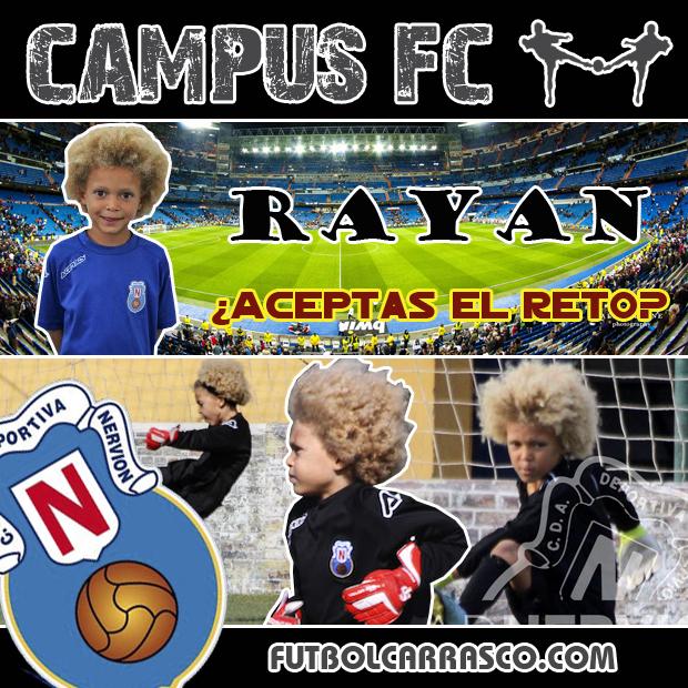 fútbol carrasco summer camps campus élite nervión prebenjamín