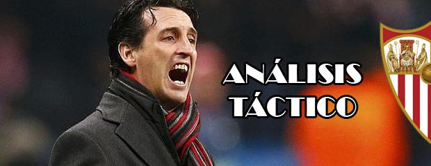 futbolcarrasco emery sevilla fc analisis táctico