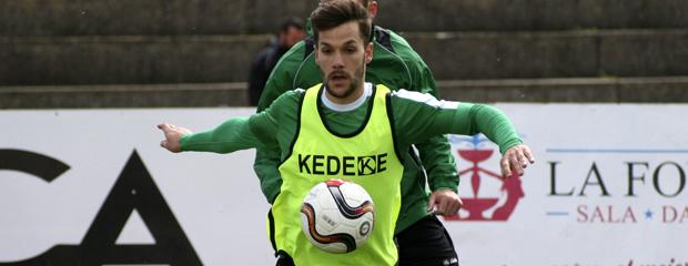 futbolcarrasco entrenamiento europa fc gibraltar training