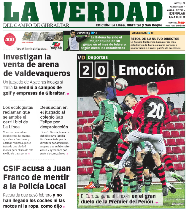 futbolcarrasco periodico verdad gibraltar premier
