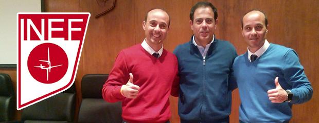 futbolcarrasco inef madrid master class