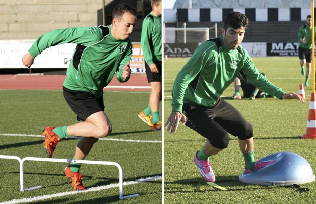 futbolcarrasco europa fc gibraltar entrenamiento training