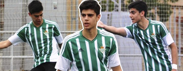 fútbol carrasco real betis juvenil defensa sevilla