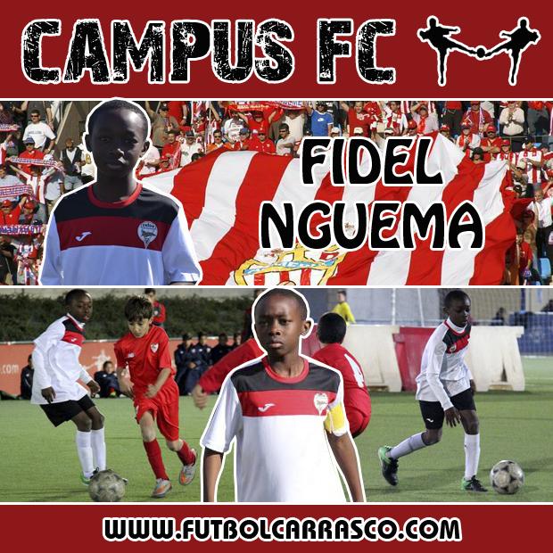 fútbol carrasco campus élite summer camps almería benjamín cañada