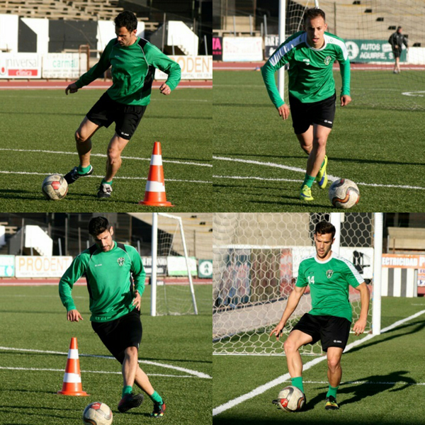 futbolcarrasco entrenamiento europa gibraltar