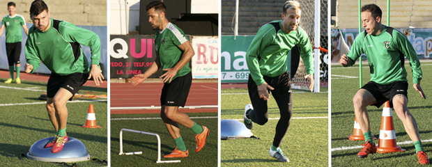 fútbol carrasco europa fc gibraltar entrenamiento premier league