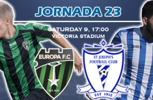 futbolcarrasco gibraltar europa league match day
