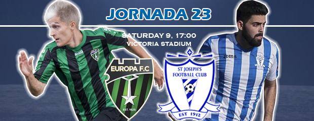 futbolcarrasco gibraltar europa league match day