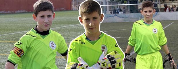 fútbol carrasco campus élite summer camps málaga infantil portero