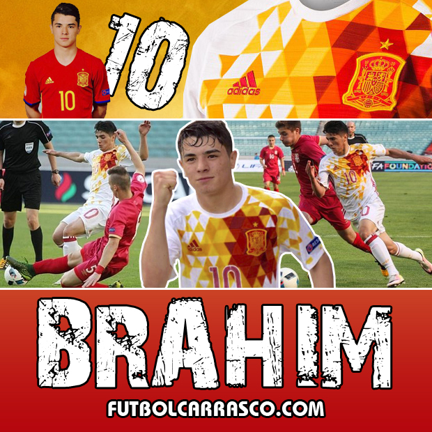 futbolcarrasco brahim seleccion española