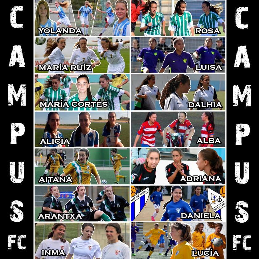 fútbol carrasco femenino campus élite