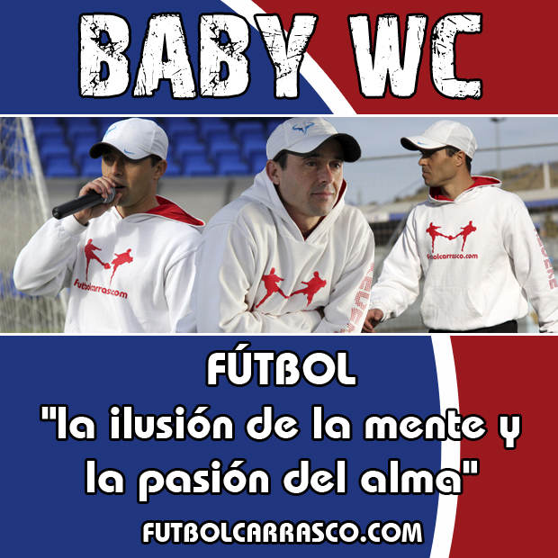 fútbol carrasco baby world cup bebe torneo