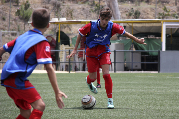 Campus Élite, FC, futbolcarrasco, Summer Camp