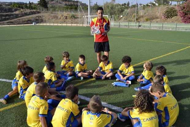 Summer Camp, Futbolcarrasco, FC, Campus Élite