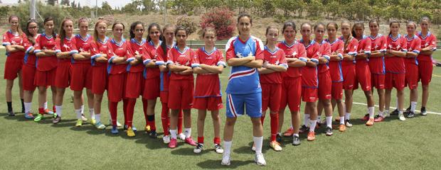 Campus Élite, Futbolcarrasco, Summer Camp, Femenino