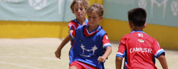 Futbolcarrasco, Summer Camp, Campus Élite