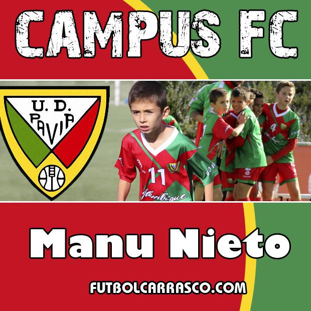 fútbol carrasco manu nieto campus élite