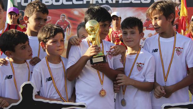 fútbol carrasco cup prebenjamin