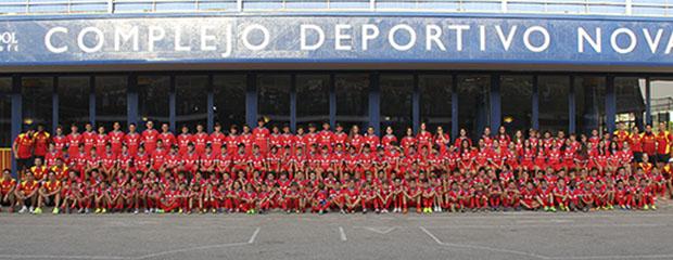 Futbolcarrasco, FC, Campus, Élite, Summer Camp