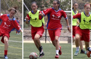 fútbol femenino campus carrasco
