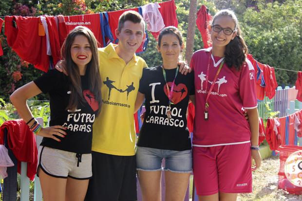 Futbolcarrasco, Summer Camp, FC, Campus Élite