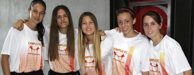 Campus de Élite, FC, Futbolcarrasco, Summer Camp
