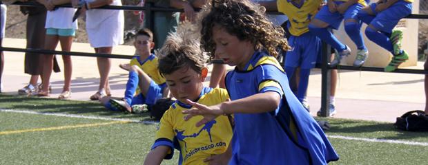 fútbol carrasco campus