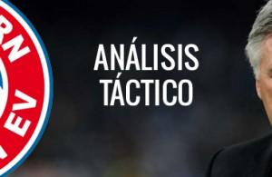 futbolcarrasco bayer munich carlo ancelotti analisis tactico