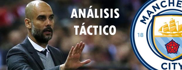 futbolcarrasco guardiola análisis táctico manchester city
