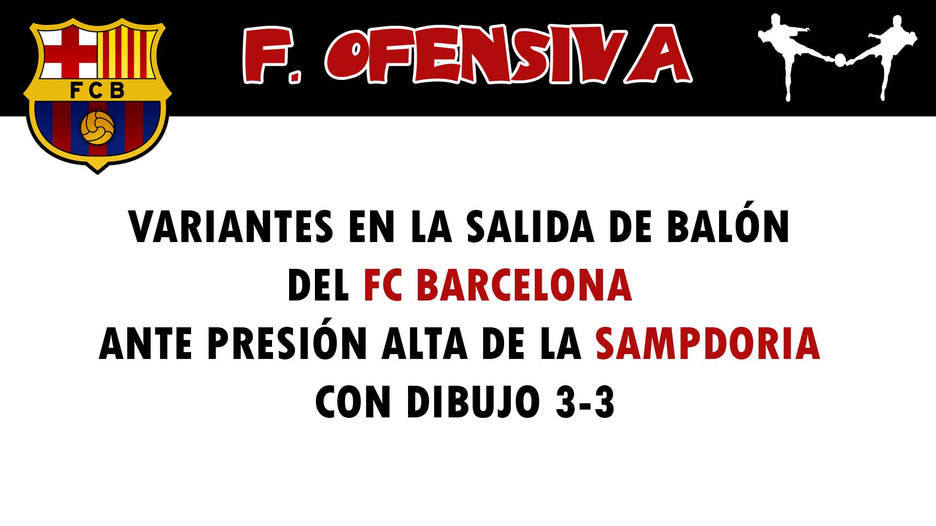 futbolcarrasco analisis tactico fc barcelona luis enrique